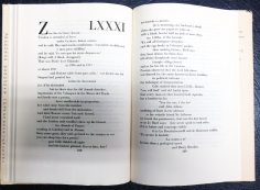 Brasch's copy of Canto LXXXI in The Pisan Cantos